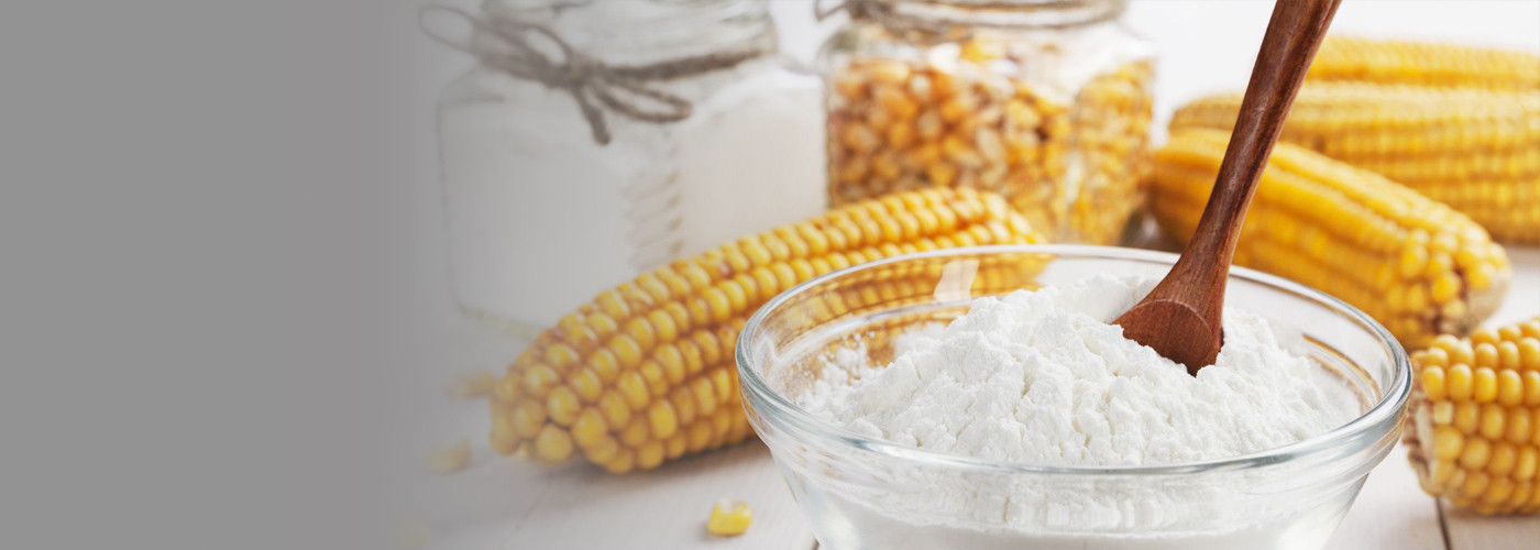 Пищевой кукурузный крахмал